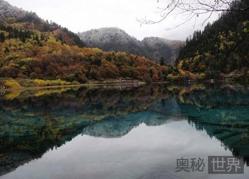 四川九寨国家森林公园
