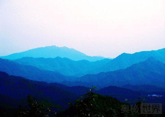 江西三爪仑国家森林公园