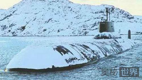 二战期间的幽灵潜艇之谜