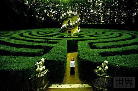 世界上最复杂的迷宫