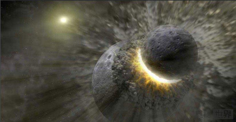 宇宙大碰撞