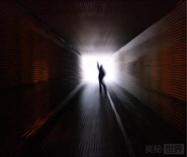 能让时间停止的神秘隧道