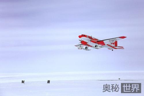 南极洲现巨大冰下湖 或蕴藏未知生命形态