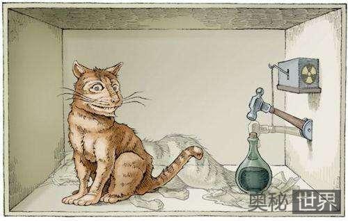 薛定谔的猫是什么意思