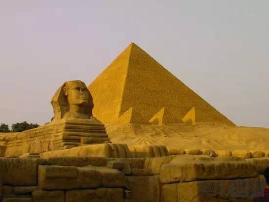 埃及金字塔究竟是谁造的