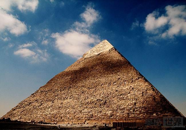 埃及金字塔可以进去吗?