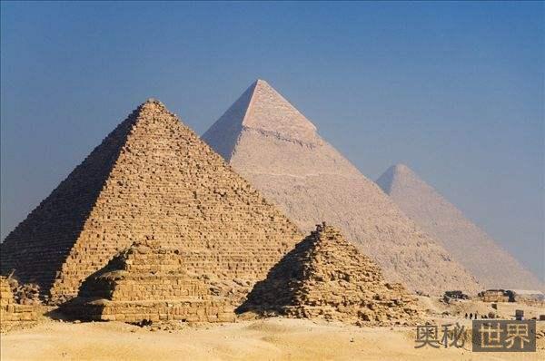 埃及金字塔是外星人建的吗