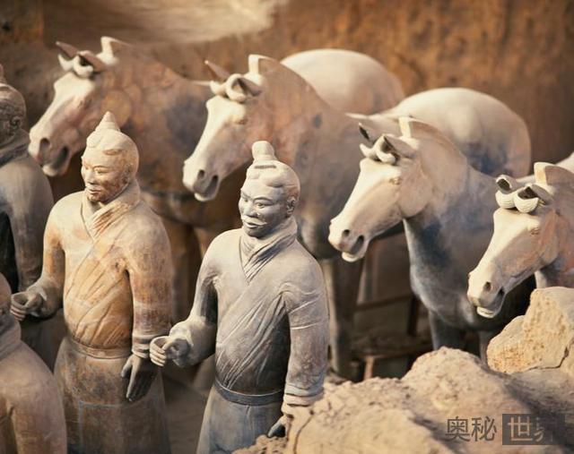 秦陵兵马俑一个值多少钱?