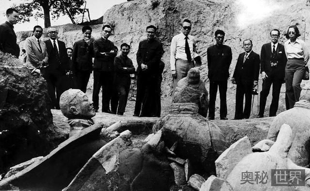 1974年兵马俑复活事件,究竟有何秘密?