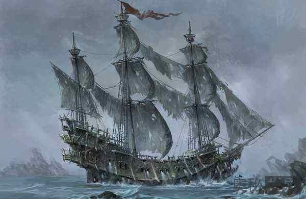 """传说中的""""幽灵船""""是真实存在的吗?"""