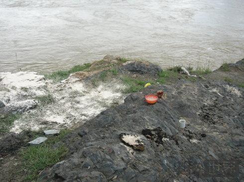 西藏的水葬习俗