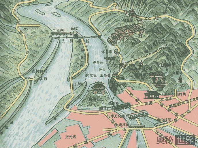 都江堰:世界水利文化的鼻祖