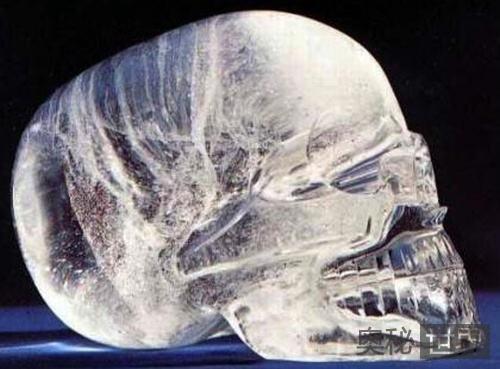 13个水晶头骨之谜