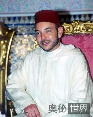摩洛哥国王穆罕默德六世