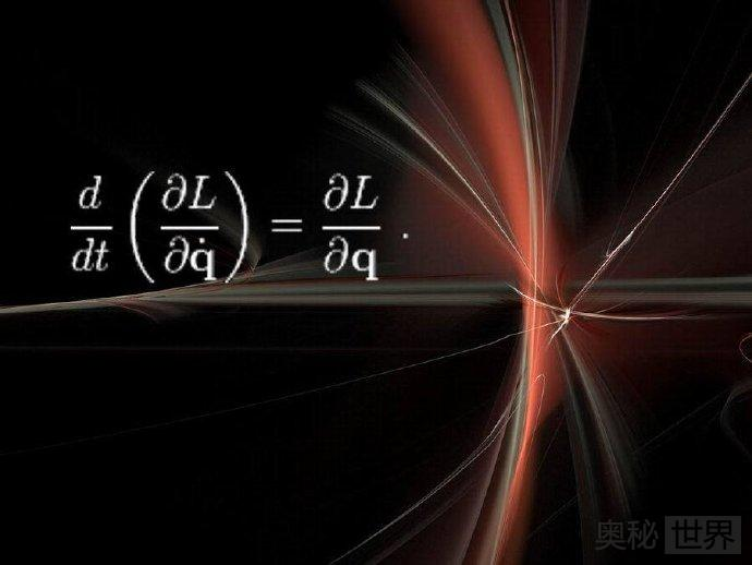 欧拉-拉格朗日方程和诺特定理