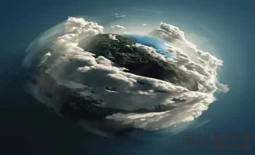 北极出现第一个臭氧层空洞