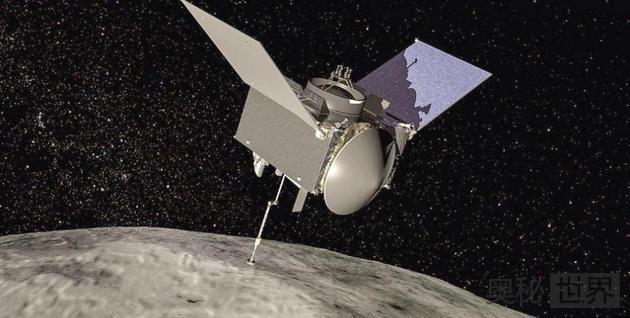 小行星样本采集任务