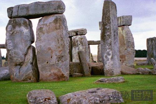 巨石阵可能是古代的一种乐器