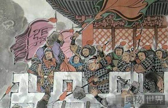 唐朝最悲壮的战争:睢阳之战6000人对抗13万