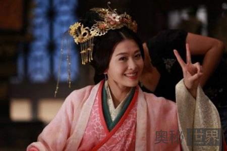 唐高祖李渊的女儿:平阳公主