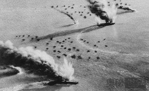 中途岛海战:日本海军350年以来的第一次决定性的败仗