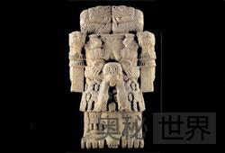 古代墨西哥血腥的阿兹特克族神话