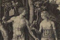 犹太教和基督教共同的神话:亚当和夏娃