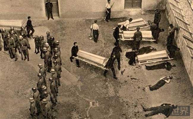 纳粹曾试图用免费的毒品对付盟军