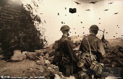 一战英国25万男童参战死伤过半