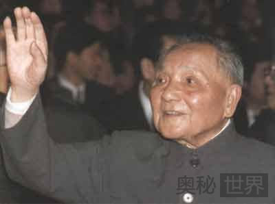 邓小平的最后的音容笑貌