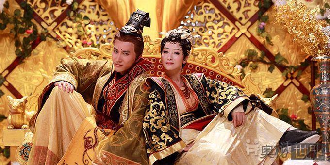 唐中宗李显,被称为六味帝皇丸,被三个女人操控了一生