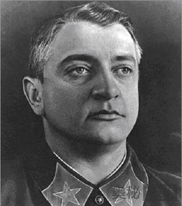 前苏联元帅图哈切夫斯基惨死于德军反间计