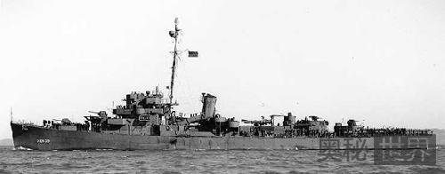 战争史上最强的反潜战舰:英格兰号