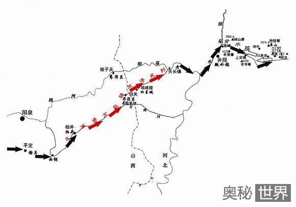韩信的最经典战役:井陉之战
