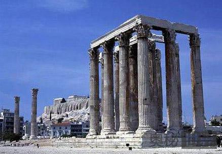 雅典:宙斯的居所