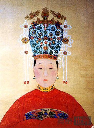历史上最多欲求的女性:胡承华