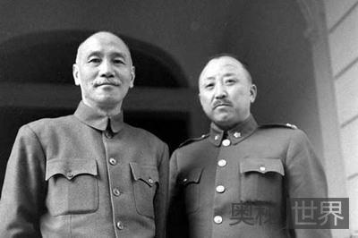 """蒋介石的""""五虎上将""""卫立煌为何亲共?"""