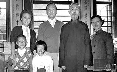 钱学森家族人才辈出 影响二战进程