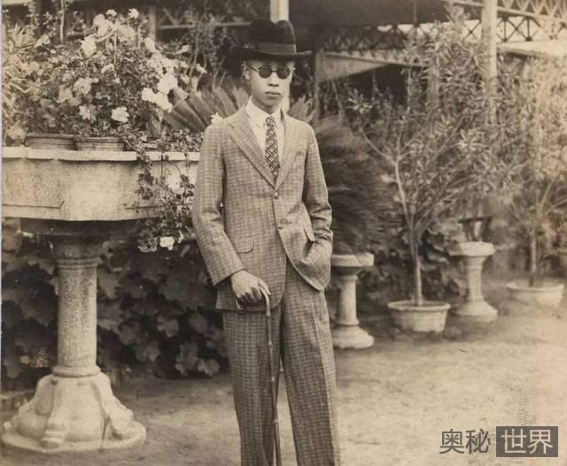 中国末代皇帝溥仪的宫廷生活