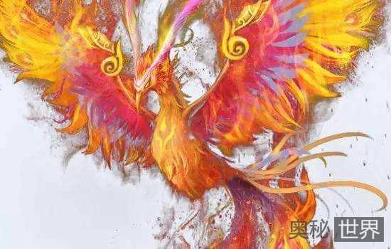 我国古代四大神兽朱雀的传说
