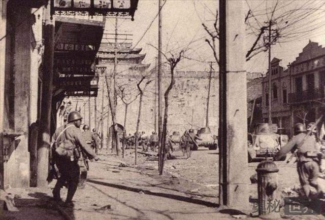 """1937年南京沦陷真想:蒋介石集团""""保卫南京""""分歧巨大"""