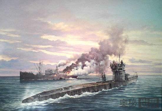 第二次世界大战中的反潜战