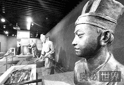 蔡伦自杀是中国史上最著名的自杀事件