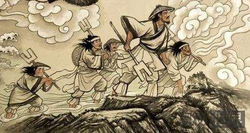 大禹治水的神话故事