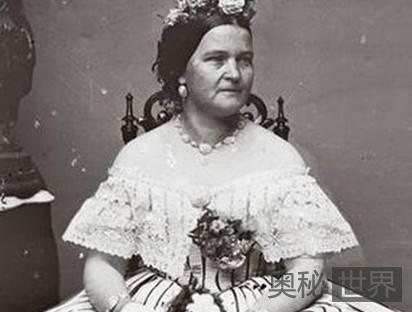 林肯夫人喜怒无常认为林肯长得像猩猩
