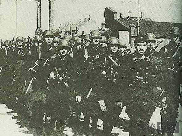 战争史上首次立体作战:挪威战役