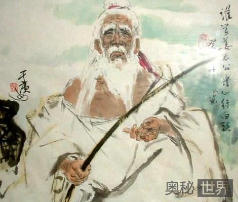 姜子牙与筷子的传说