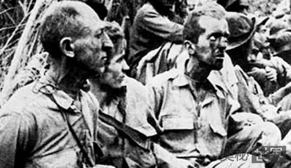二战时日本曾用美军战俘做人体试验