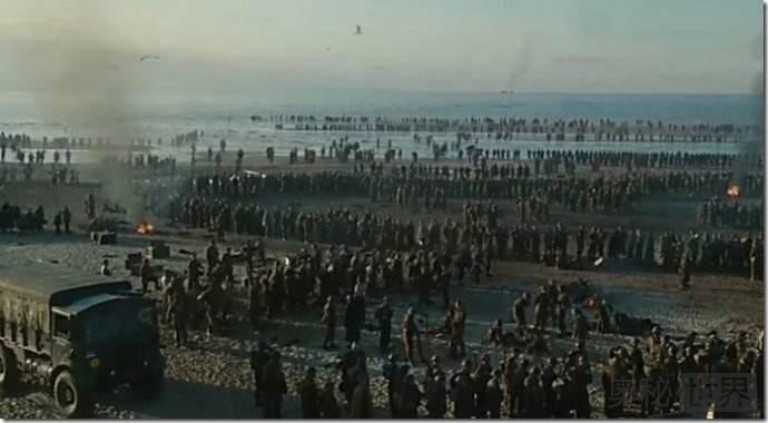 敦刻尔克大撤退西欧盟军的溃退