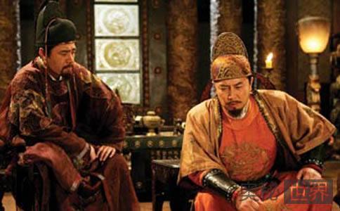 唐太宗李世民与贞观之治